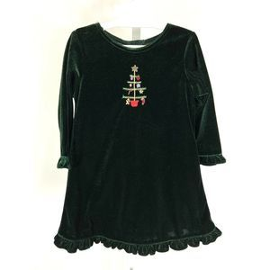 Good Lad Girls Christmas Holiday Party Dress 2T